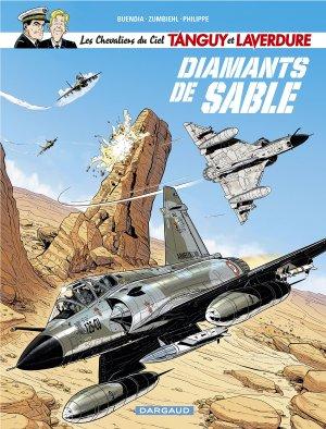 Les chevaliers du ciel Tanguy et Laverdure 6 - Diamants de sable
