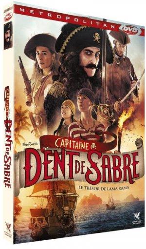 Capitaine Dent de Sabre - Le trésor de Lama Rama édition Simple