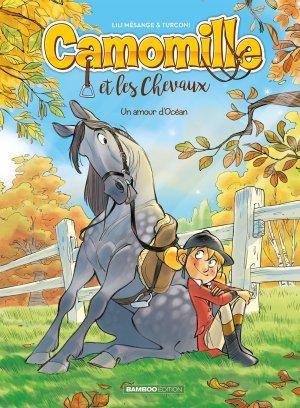 Camomille et les chevaux 1 - Un amour d'océan
