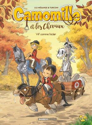Camomille et les chevaux # 6