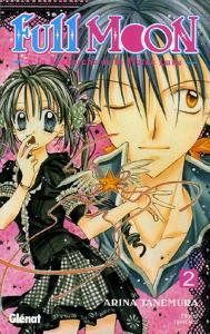 couverture, jaquette Full Moon 2  (Glénat Manga)