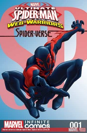Marvel Universe Ultimate Spider-Man Spider-Verse édition Issues V2 (2018)