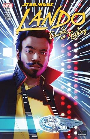 Lando - Quitte ou double # 1 Issues (2018)