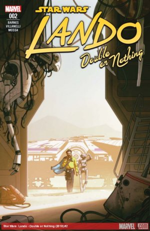 Lando - Quitte ou double # 2 Issues (2018)