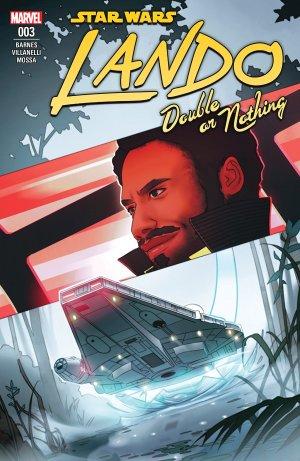 Lando - Quitte ou double # 3 Issues (2018)