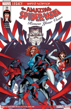 Amazing Spider-Man - Renew Your Vows # 20 Issues V2 (2016 - 2018)
