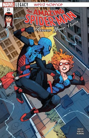 Amazing Spider-Man - Renew Your Vows # 21 Issues V2 (2016 - 2018)