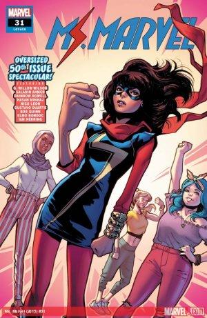 Ms. Marvel # 31 Issues V4 (2015 - 2019)