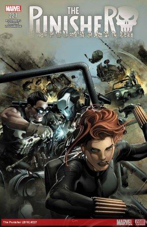 Punisher # 227 Issues V11 (2016 - 2018)