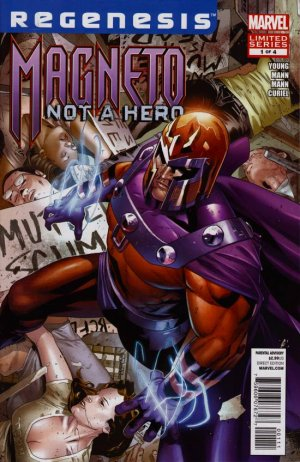 Magneto - Not A Hero édition Issues (2011 - 2012)