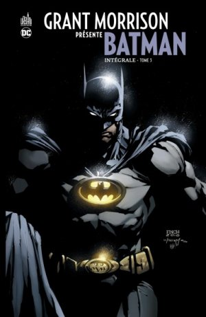 Batman - Legends of the Dark Knight # 3 TPB hardcover (cartonnée) - Intégrale