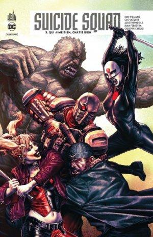 Suicide Squad # 5 TPB Hardcover (cartonnée)
