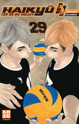 Haikyu !! Les As du Volley # 29