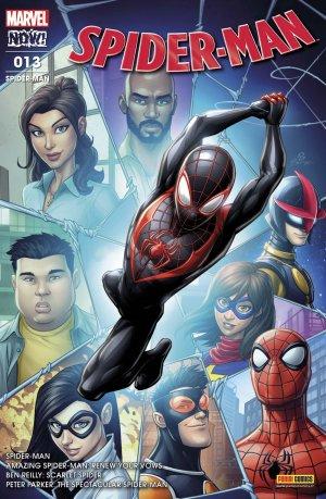 Peter Parker - The Spectacular Spider-Man # 13 Kiosque V6 (2017 - 2018)