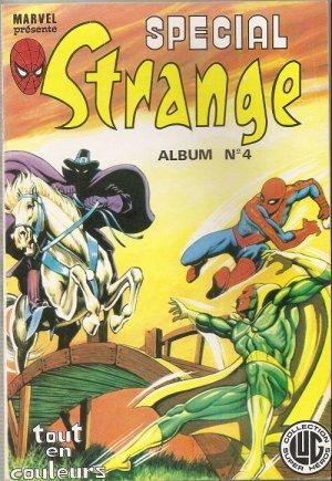 Spécial Strange # 4 Reliure éditeur (1977 - 1997)