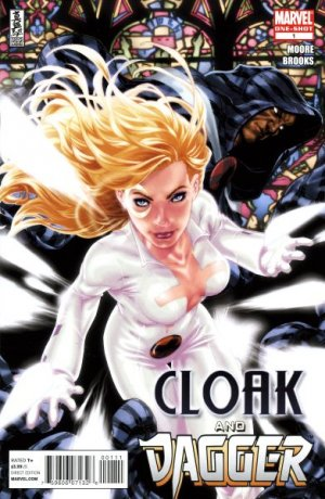 Cloak and Dagger édition Issues V4 (2010)