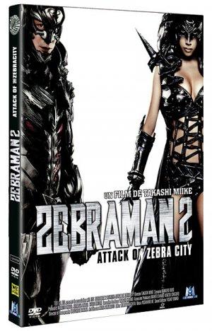 Zebraman 2 : Contre-offensive sur Zebra-City édition Simple