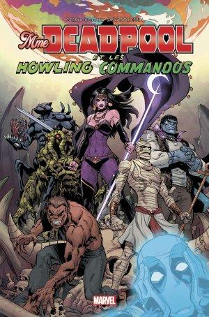 Mme Deadpool et Les Howling Commandos édition TPB Hardcover - 100% Marvel