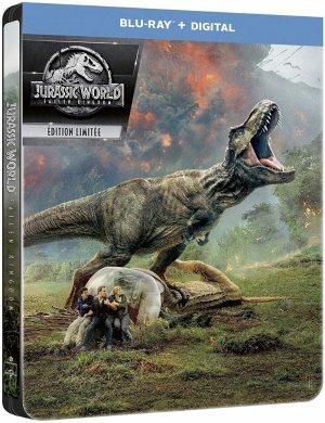 Jurassic World: Fallen Kingdom édition Steelbook