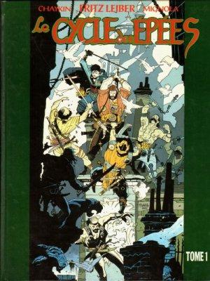 Le Cycle des épées édition TPB hardcover (cartonnée)