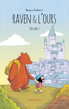 Raven et l'ours édition TPB hardcover (cartonnée)
