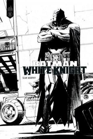 Batman - White Knight édition TPB hardcover (cartonnée) - Edition N et B