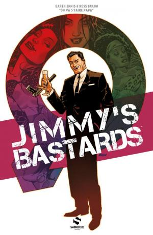 Jimmy's Bastards édition TPB hardcover (cartonnée)