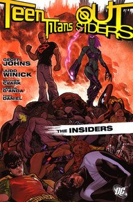 Teen Titans / Outsiders - Insiders édition TPB softcover (souple)