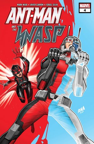 Ant-Man And The Wasp # 4