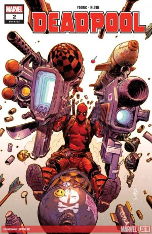 Deadpool # 2 Issues V6 (2018 - Ongoing)