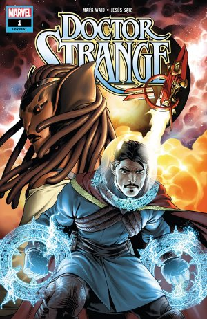 Docteur Strange édition Issues V8 (2018 - Ongoing)