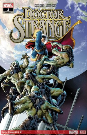 Docteur Strange # 2 Issues V8 (2018 - Ongoing)
