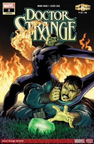Docteur Strange # 3 Issues V8 (2018 - Ongoing)