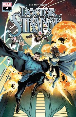 Docteur Strange # 4 Issues V8 (2018 - Ongoing)