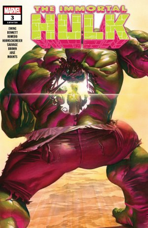 Immortal Hulk # 3 Issues (2018 - Ongoing)