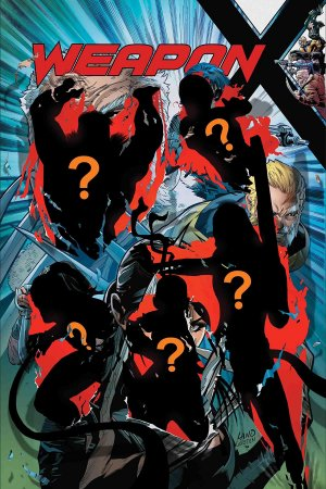 Weapon X # 22 Issues V3 (2017 - 2018)
