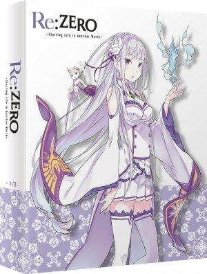 Re:Zero kara Hajimeru Isekai Seikatsu édition Collector DVD