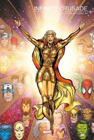Infinity Crusade Par Starlin / Lim édition TPB hardcover (cartonnée)