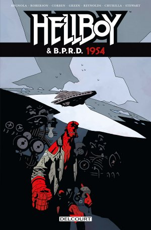 Hellboy and the B.P.R.D. T.3