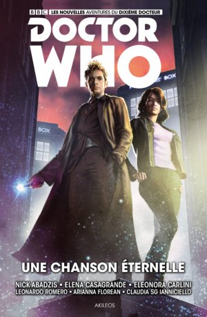 Doctor Who Comics - Dixième Docteur T.4