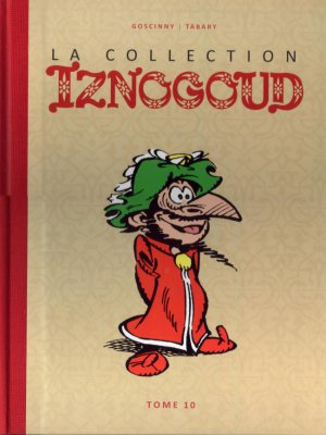 Iznogoud 10 Intégrale
