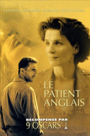 Le patient anglais édition Collector