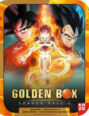 Dragon Ball Z - Battle of gods + La Résurection de F  Simple