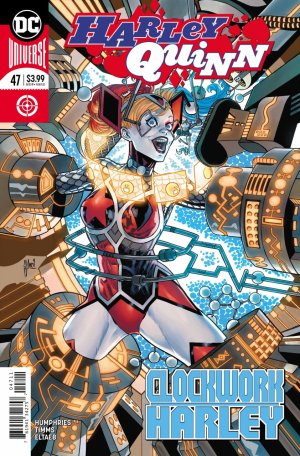 Harley Quinn # 47 Issues V3 (2016 - Ongoing) - Rebirth