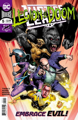 Justice League # 5 Issues V4 (2018 - Ongoing)