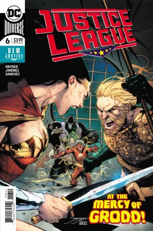 Justice League # 6 Issues V4 (2018 - Ongoing)
