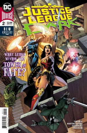 Justice League Dark # 2 Issues V2 (2018 - Ongoing)