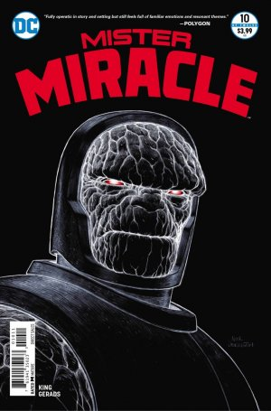Mister Miracle # 10 Issues V4 (2017 - 2018)