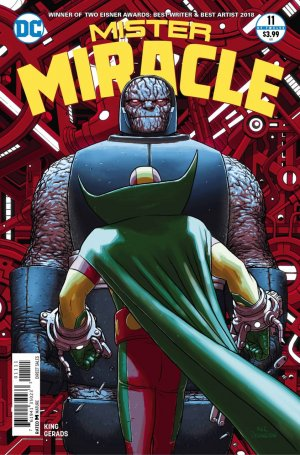 Mister Miracle # 11 Issues V4 (2017 - 2018)