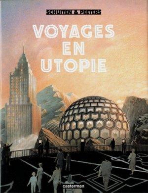 Voyages en Utopie édition Simple